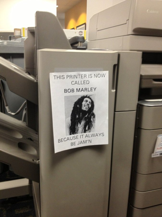 The Copier Whisperer